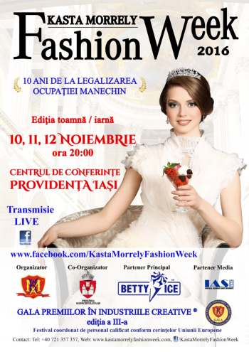 Festivalul KASTA MORRELY FASHION WEEK