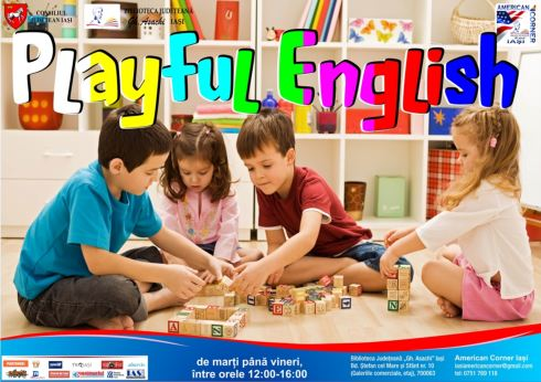 playful english activitate copii februarie 2018