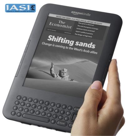 eBook Reader Amazon Kindle Wi-Fi