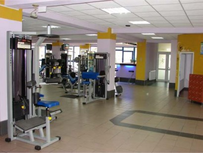 gym center iasi