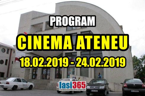 program cinema ateneu 18 februarie 2019 24 februarie 2019