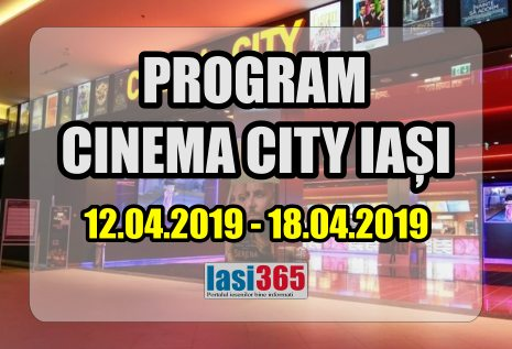 program cinema city 12 18 aprilie 2019