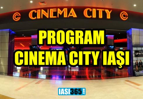 program cinema city Iasy
