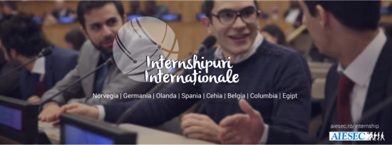 internship international AIESEC 2016