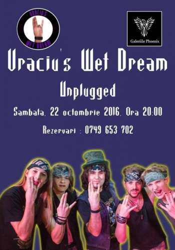 concert vracius wet dream