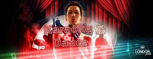 karaoke joi in London Pub din Iasi