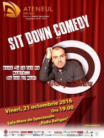 sit down comedy octombrie tatarasi