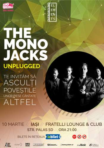 concert the mono jacks iasi 2017