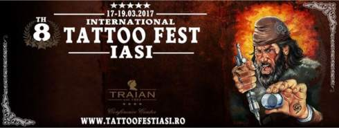 international tattoo fest Iasi 2017