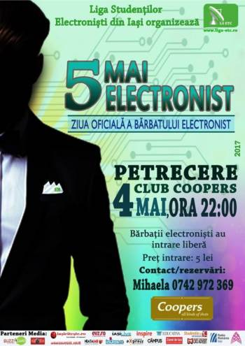 5-mai-electronist-club coopers Iasi