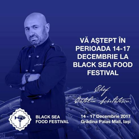 festivalul black sea food decembrie 2017