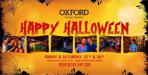 halloween-party-oxford-pub octombrie 2017
