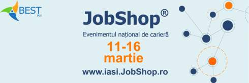 jobShop eveniment Iasi 2017