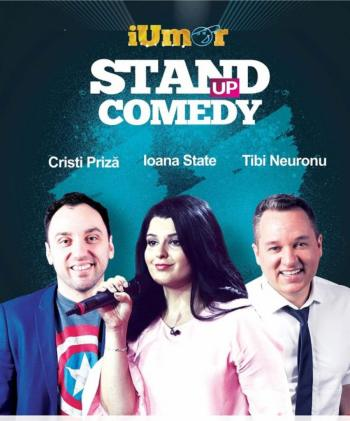 stand up comedy fabrik decembrie 2017