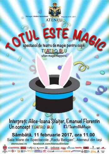 totul este magic 2017