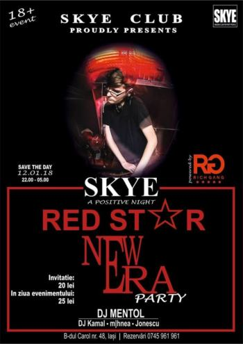 red-star-party-12-ianuarie-2018