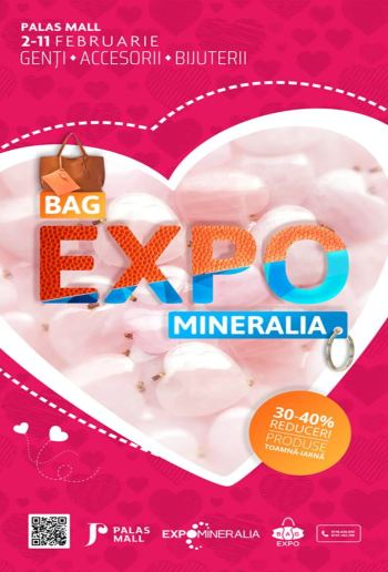 bag expo Palas Mall februarie 2018