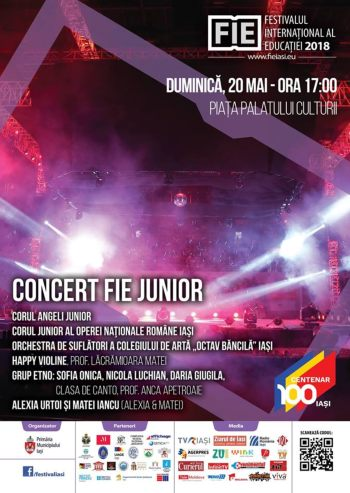 concert FIE junior 20 mai 2018