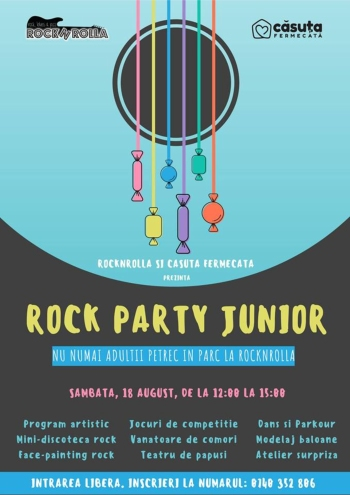 rack party Junior august 2018 Iasi