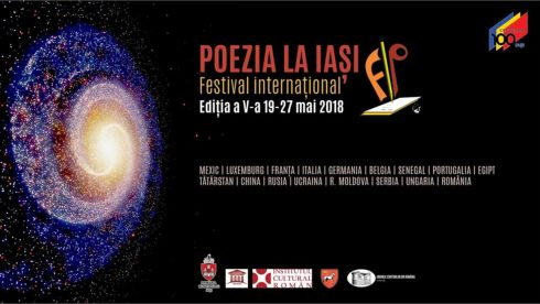 festivalul international poezia la Iasi 2018