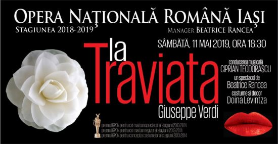 La Traviata Opera Nationala Iasi mai 2019