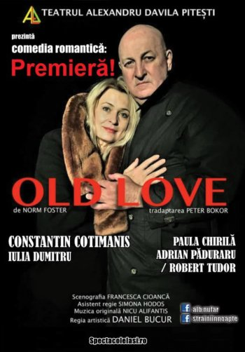 Comedie romantica Old Love la Casa studentilor ianuarie 2019