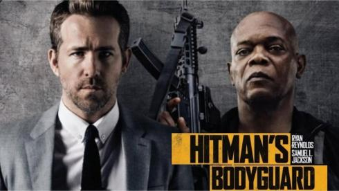 the Hitman Bodyguard poster 2017