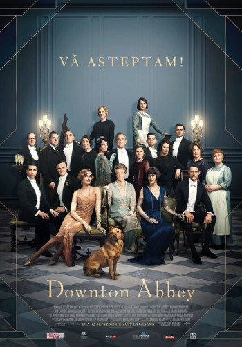 Filmul Downton Abbey la Cinema Ateneu Iasi