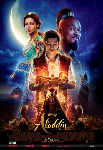 aladdin la Cinema City Iasi