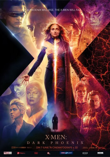 dark phoenix la Cinema City Iasi