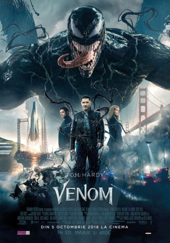 Venom la Cinema City Iasi