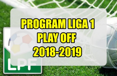 program grupa play off liga 1