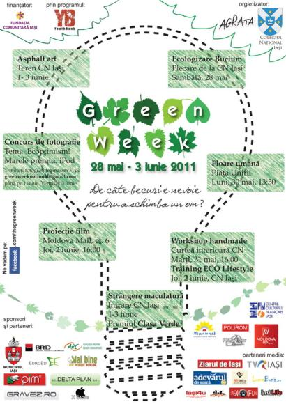 Green Week Iasi