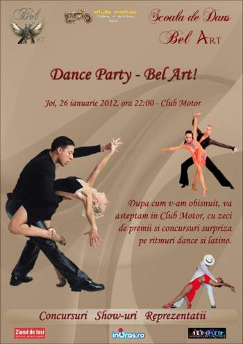 dance-party-bel-art-club-motor-Iasi