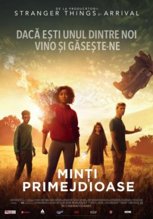 The darkest minds la Cinema City Iasi