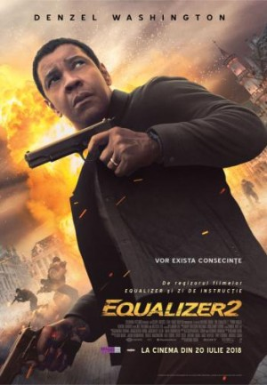 The equalizer partea a 2 a la Cinema City Iasi